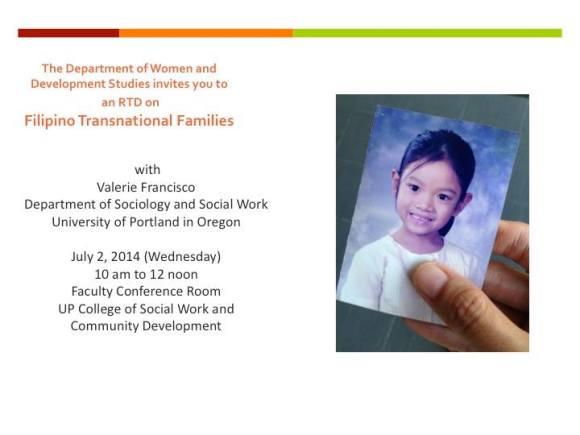 UPD flyer